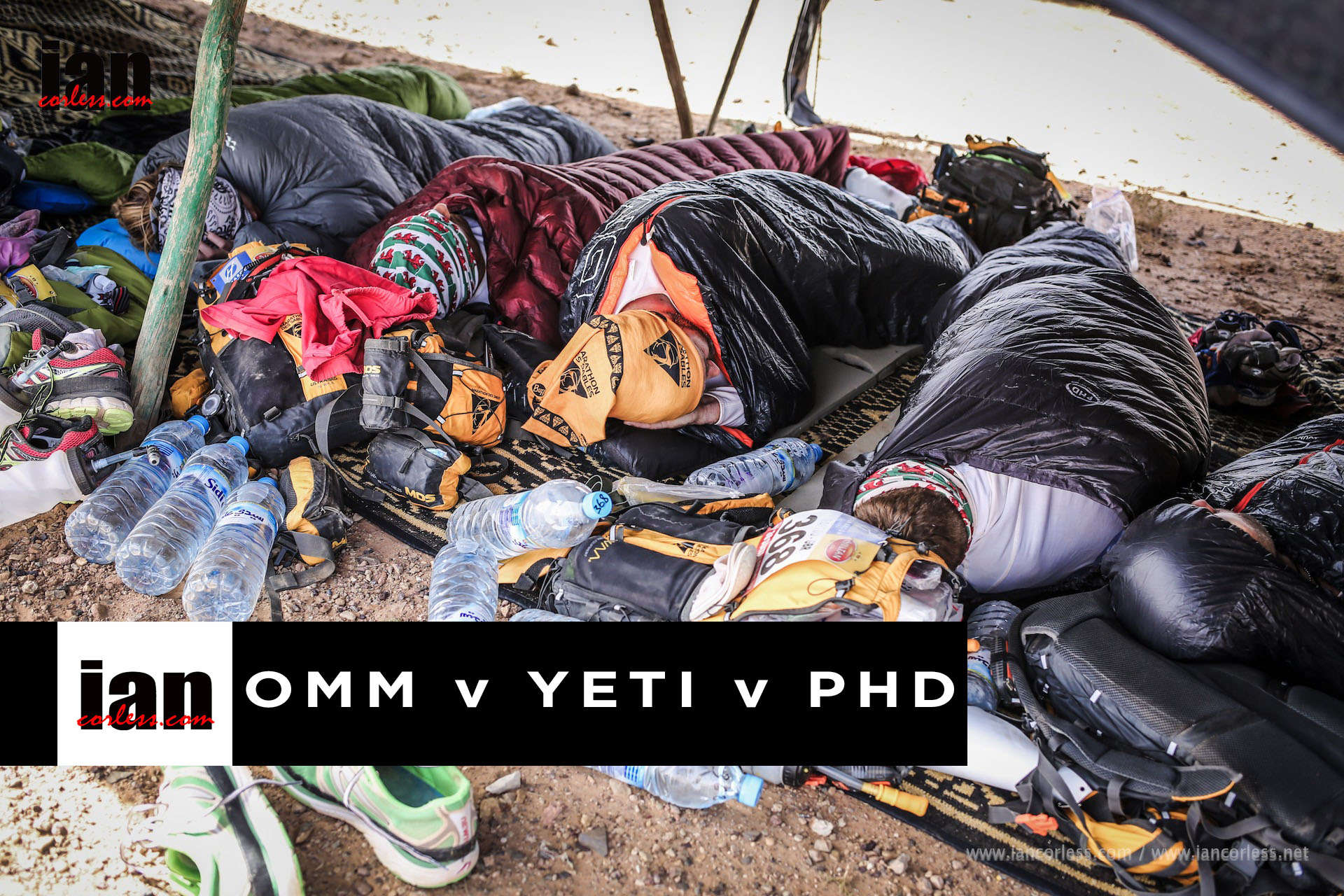 REVIEW: PHD v YETI v OMM – Sleeping Bag Review