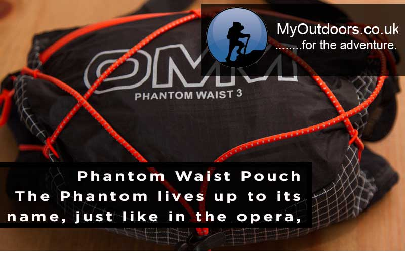 REVIEW: Phantom Waist Pouch