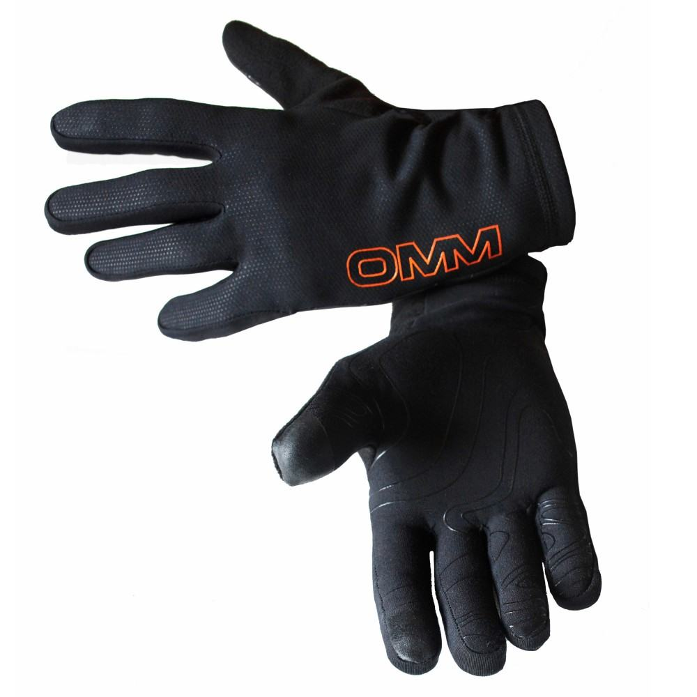 OC059 Fusion Gloves Black 1000px