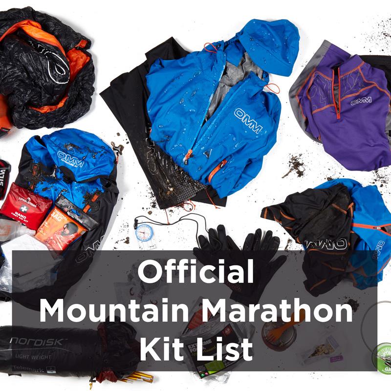 OMM Kit list