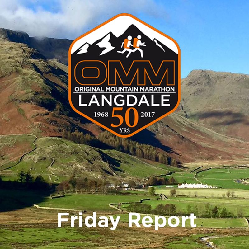 OMM50: Friday Report.