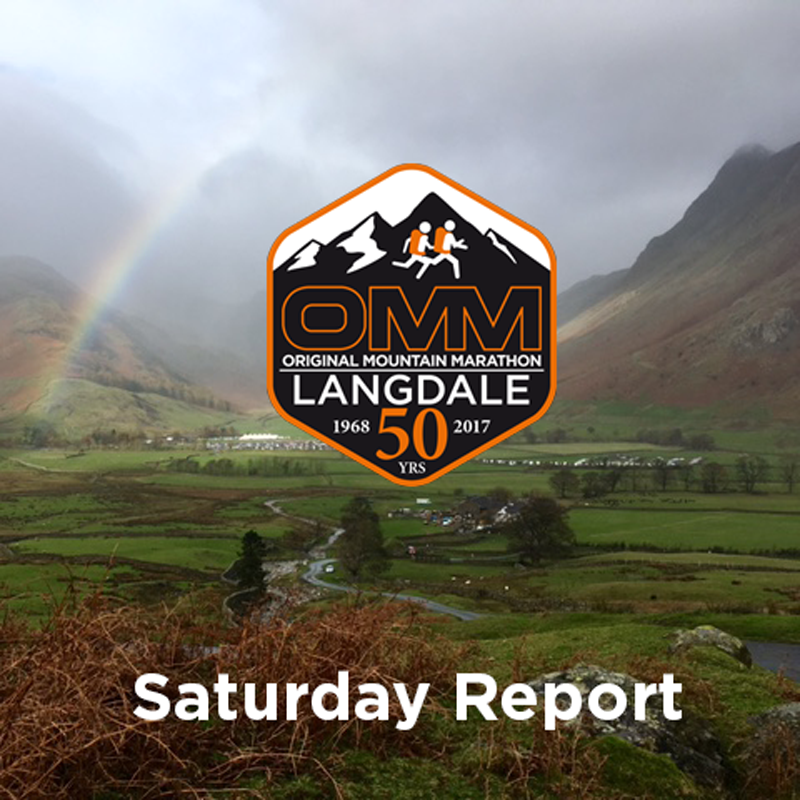 OMM50: Saturday Report.