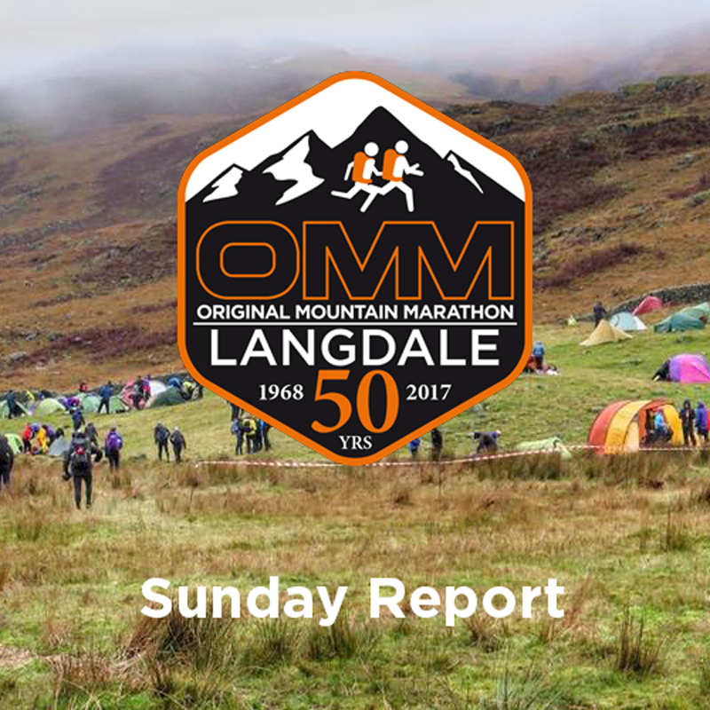 OMM50: Sunday Report.