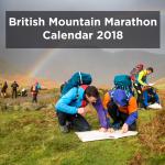 British Mountain Marathon Calendar 2018